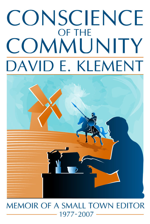 Conscience of the Community by David Klement