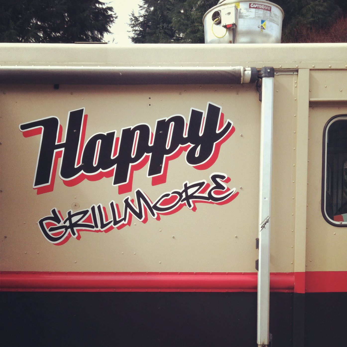 Happy grillmore food truck olonrx