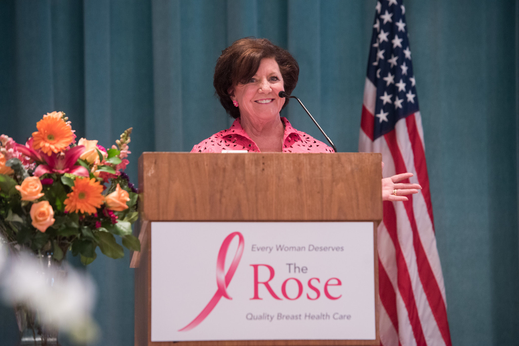 Dorothy gibbons  ceo and co founder of the rose lsp4ce