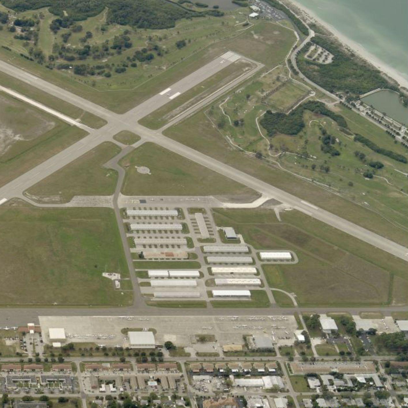 Venice municipal airport navni3