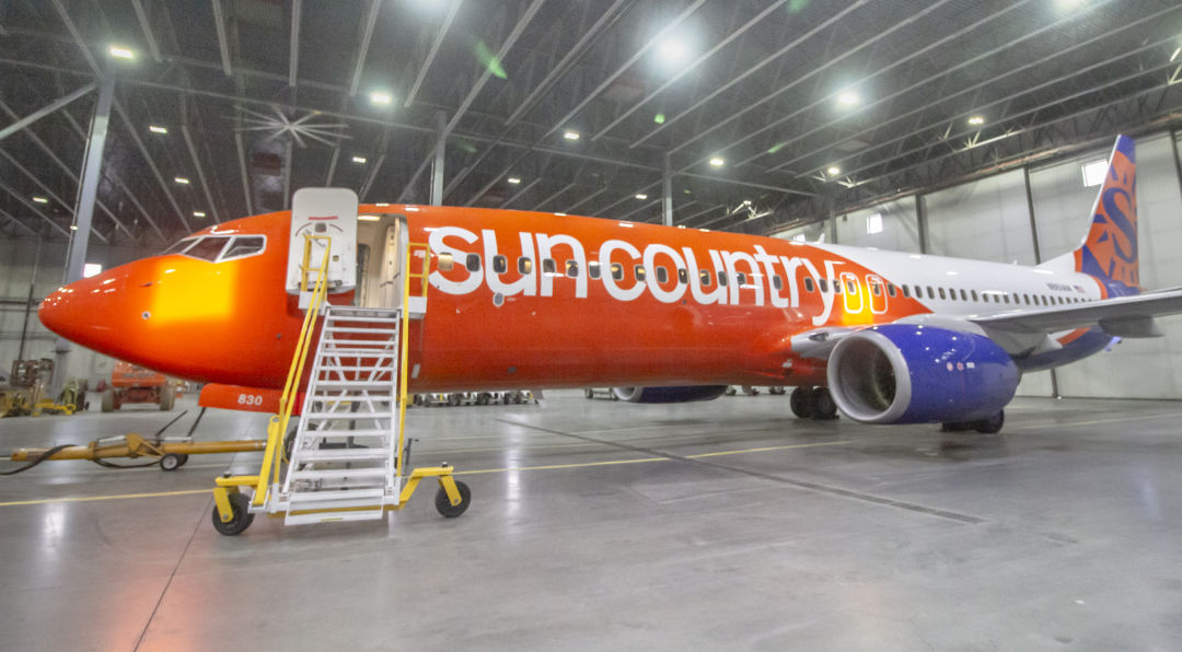 Sun Country Airlines To Launch 3 New Direct Flights From