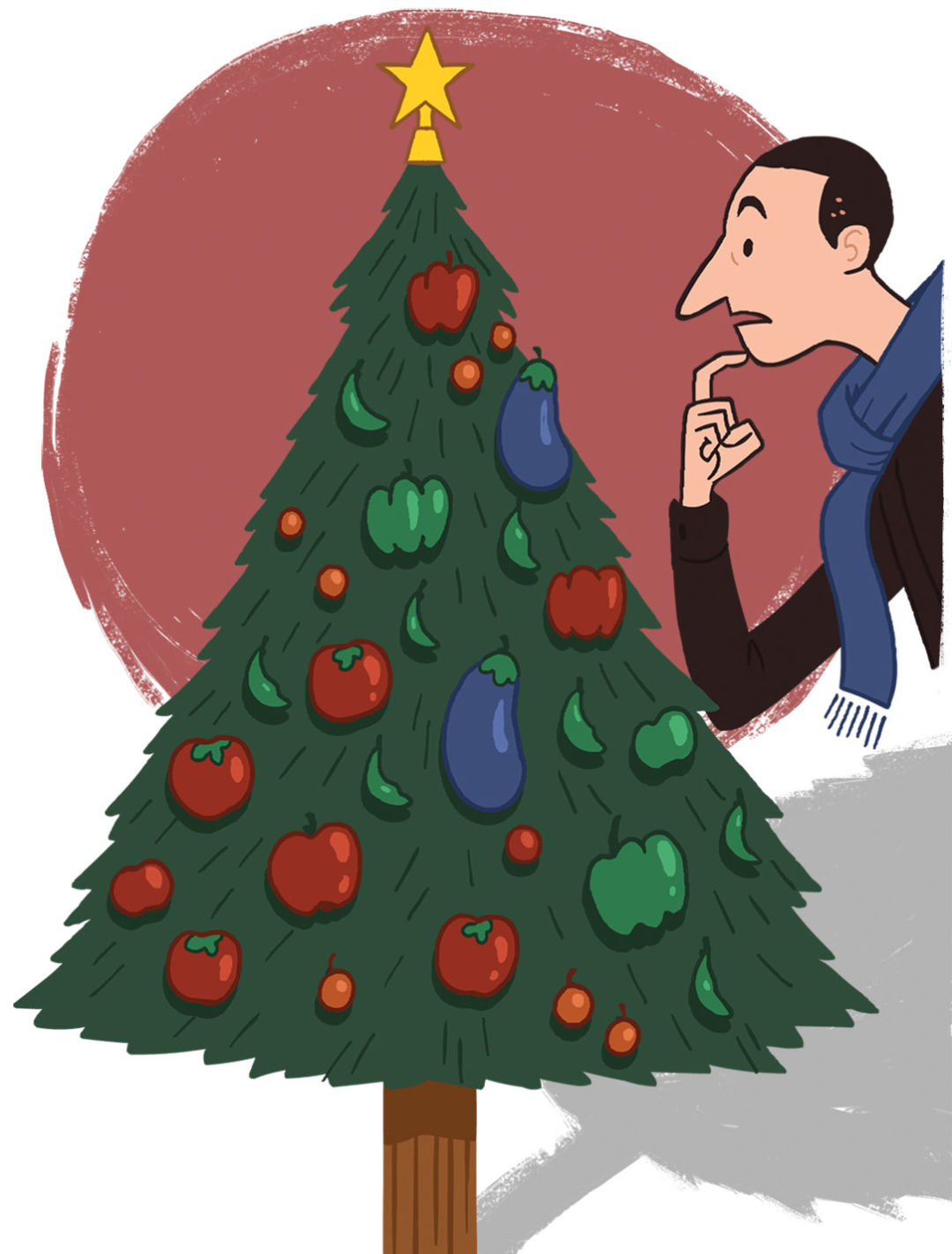 1215 reasons to love winter illo christmas tree idjcgq