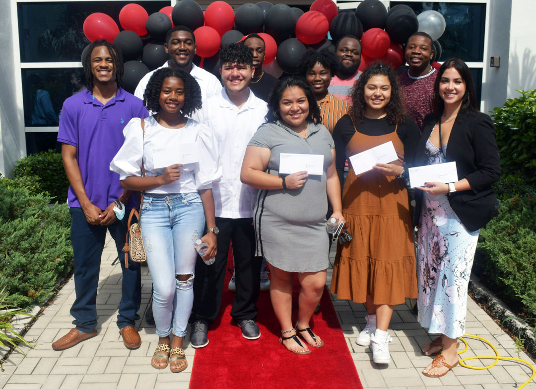Safe Children Coalition Achievers 2021 program participants were recently awarded college scholarships ranging from $1,000 to $2,500