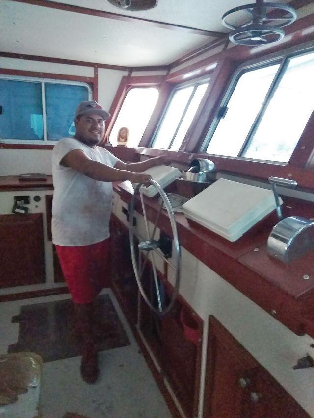 Padilla boat taprbc