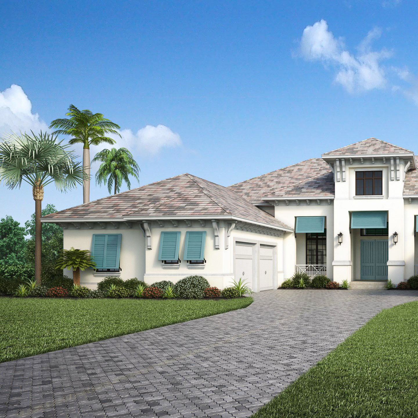 Stock signature homes clairborne ii c7x8hc
