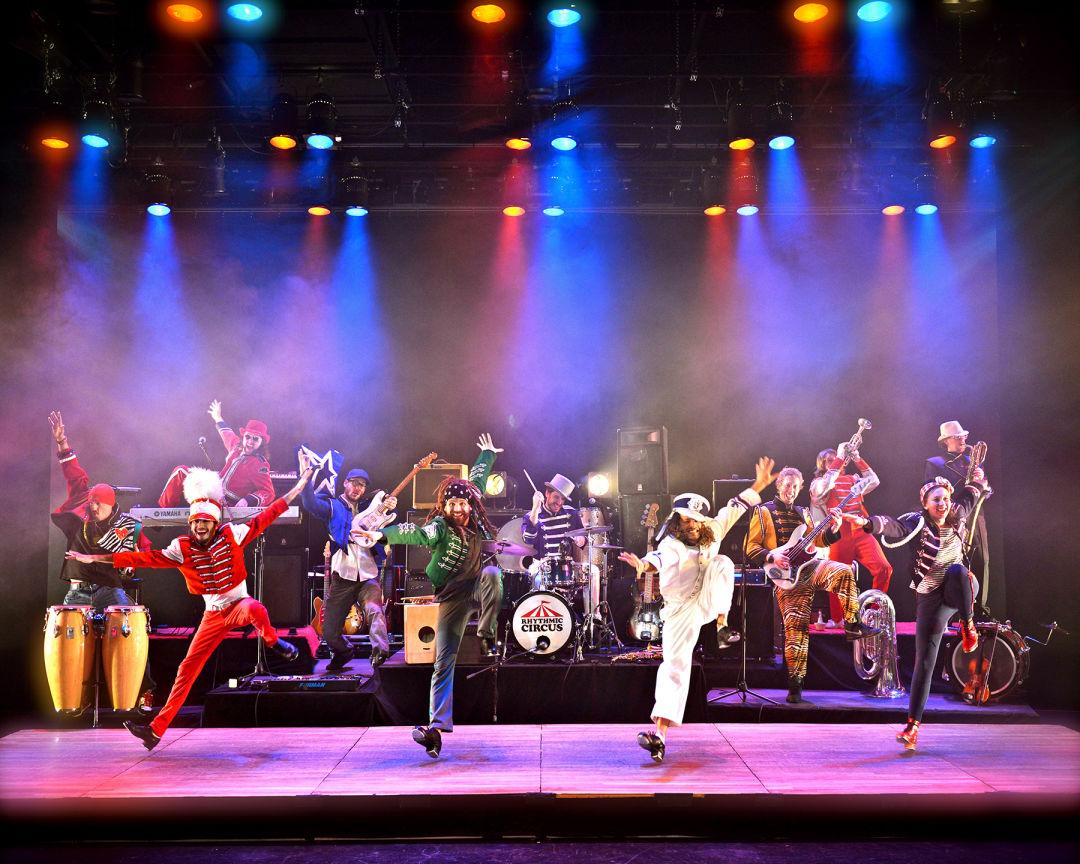 Rhythmic circus pal79r