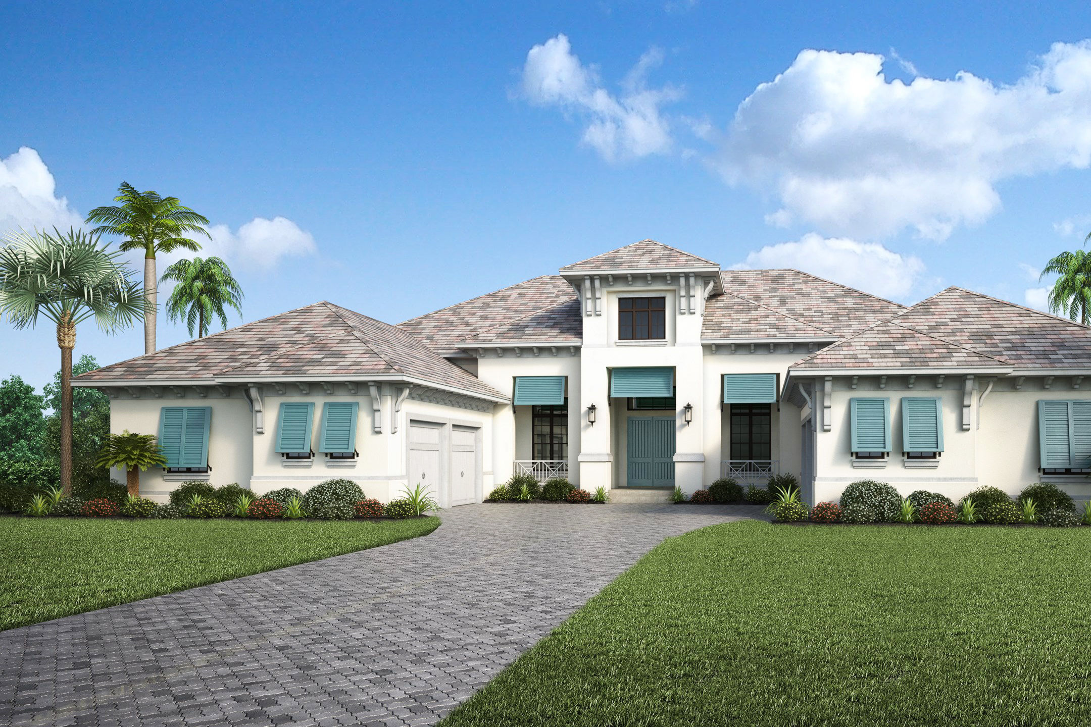 Stock signature homes clairborne ii c7x8hc