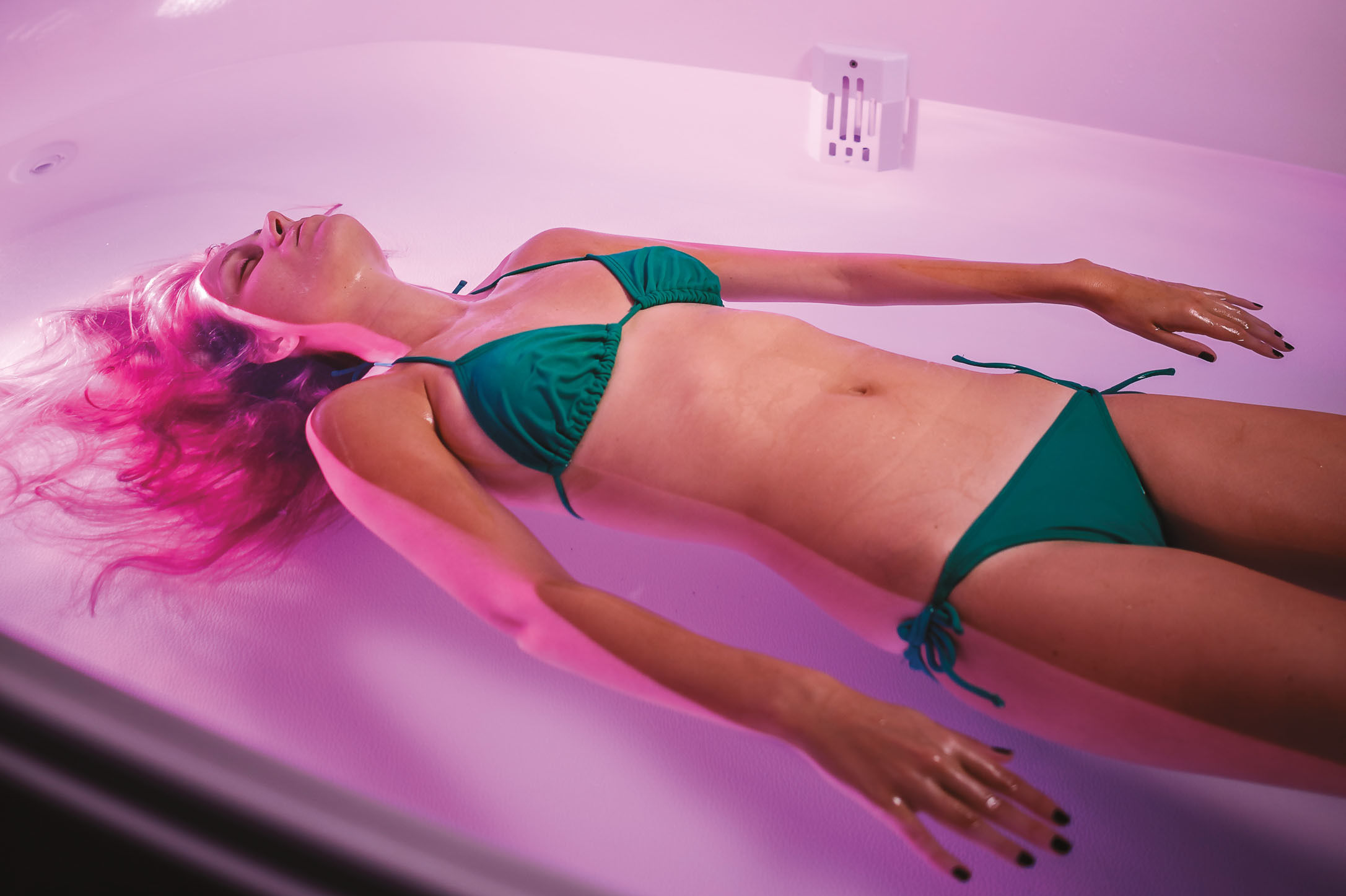 Pomo 0117 winter relax float tank iecjdh