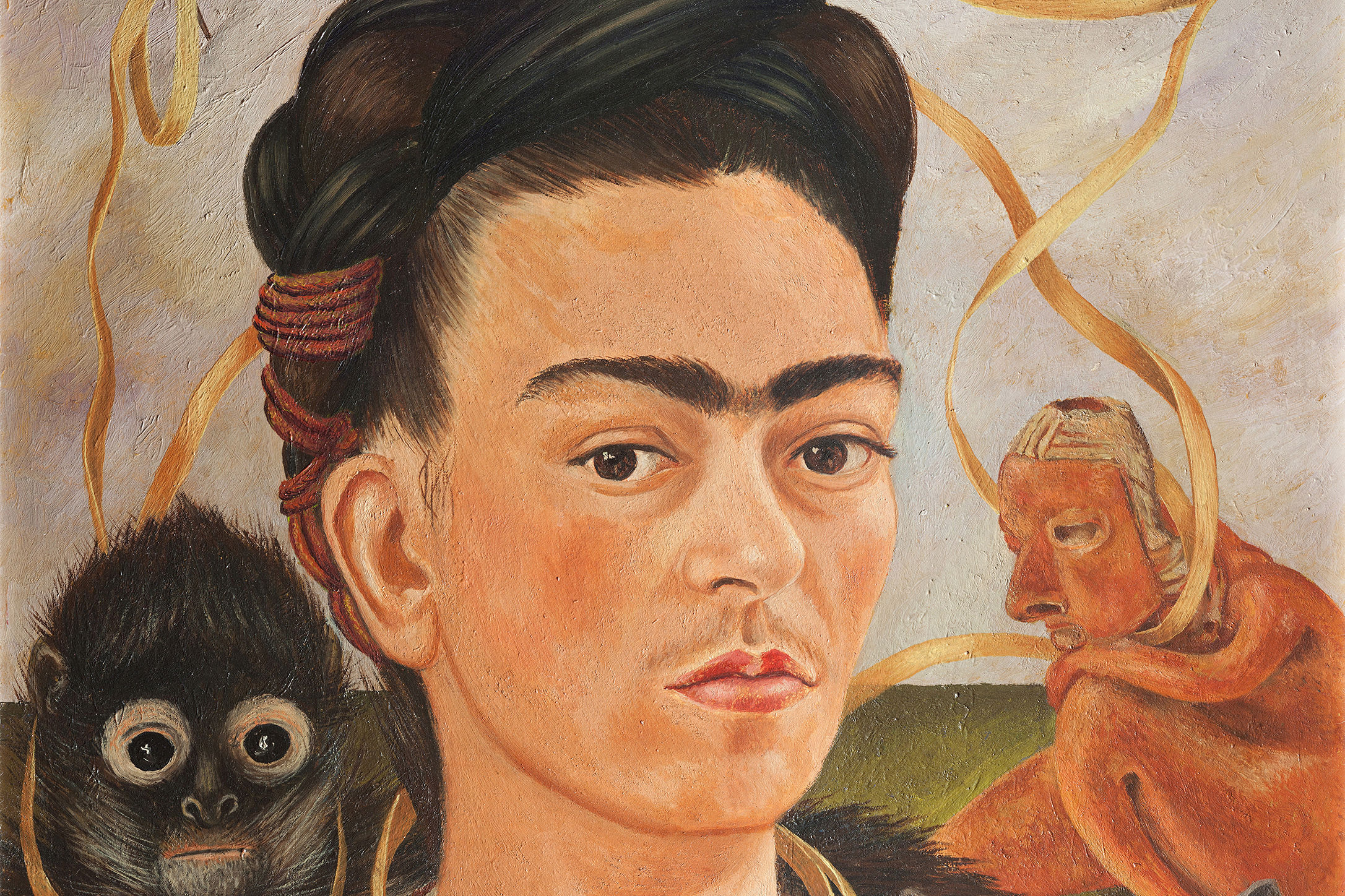 Frida kahlo at the dali wl8mtv