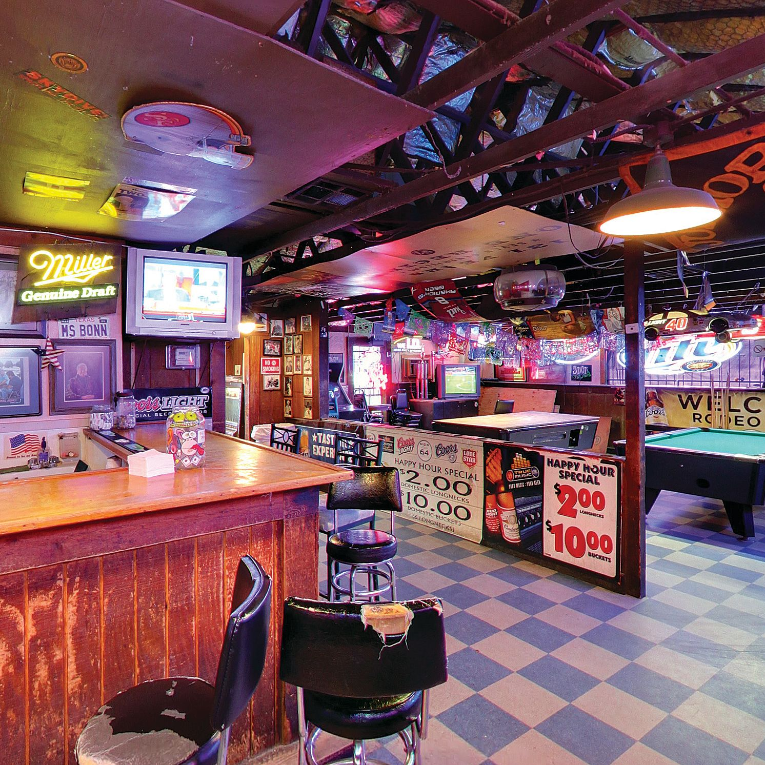 Hou 1116 dive bars kay s lounge g788hv