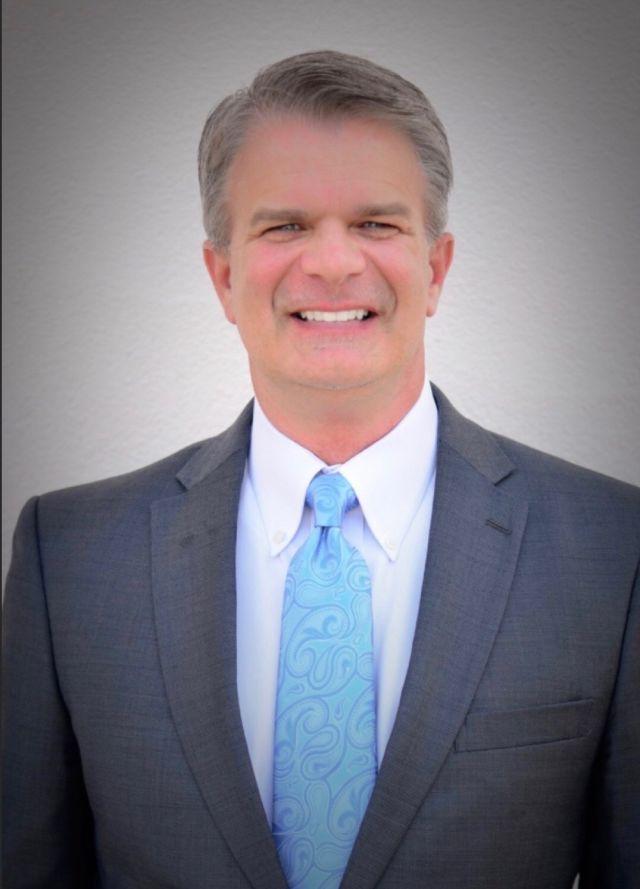 Sarasota County Schools superintendent Dr. Brennan Asplen
