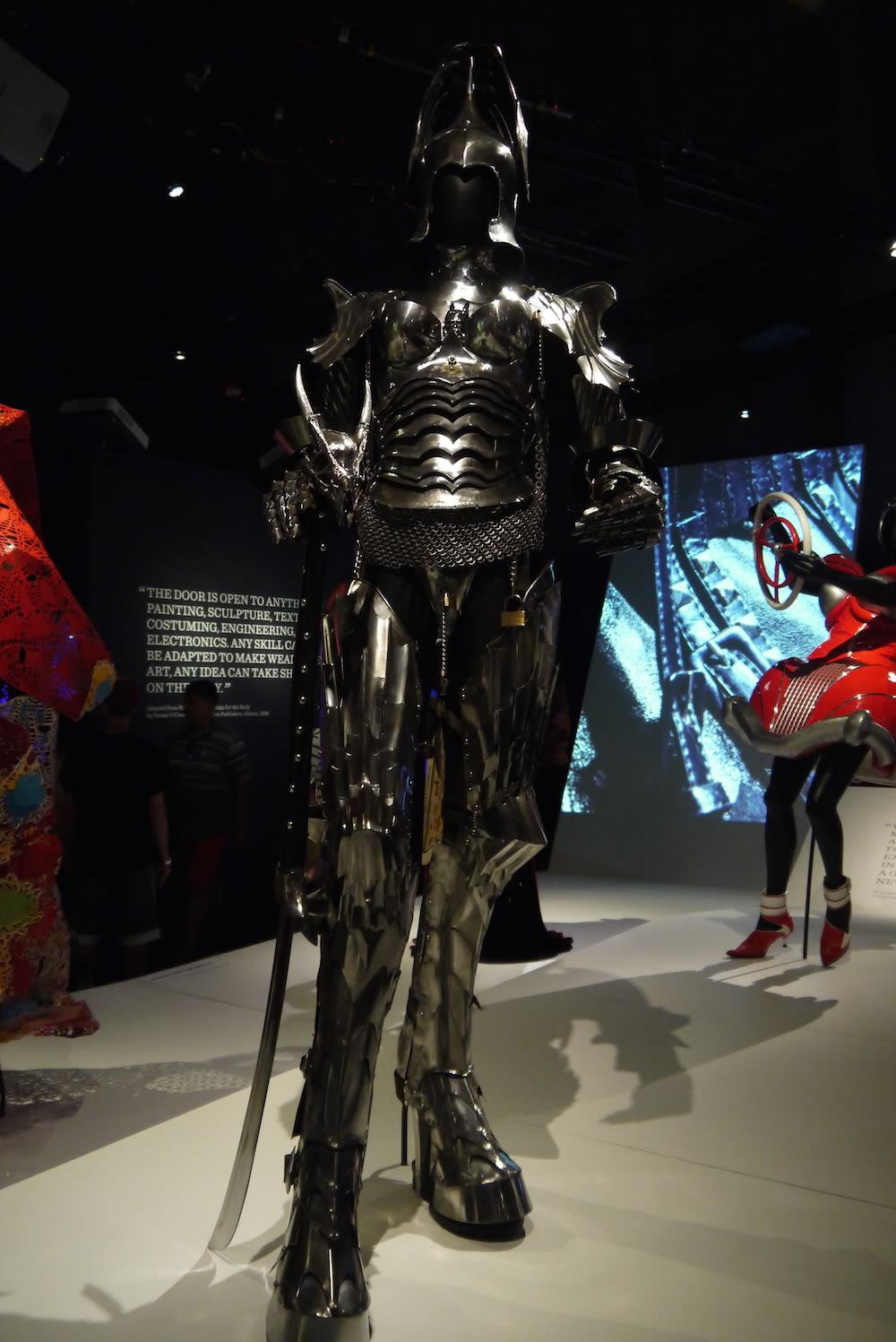 Wearableart armor jqfnpw