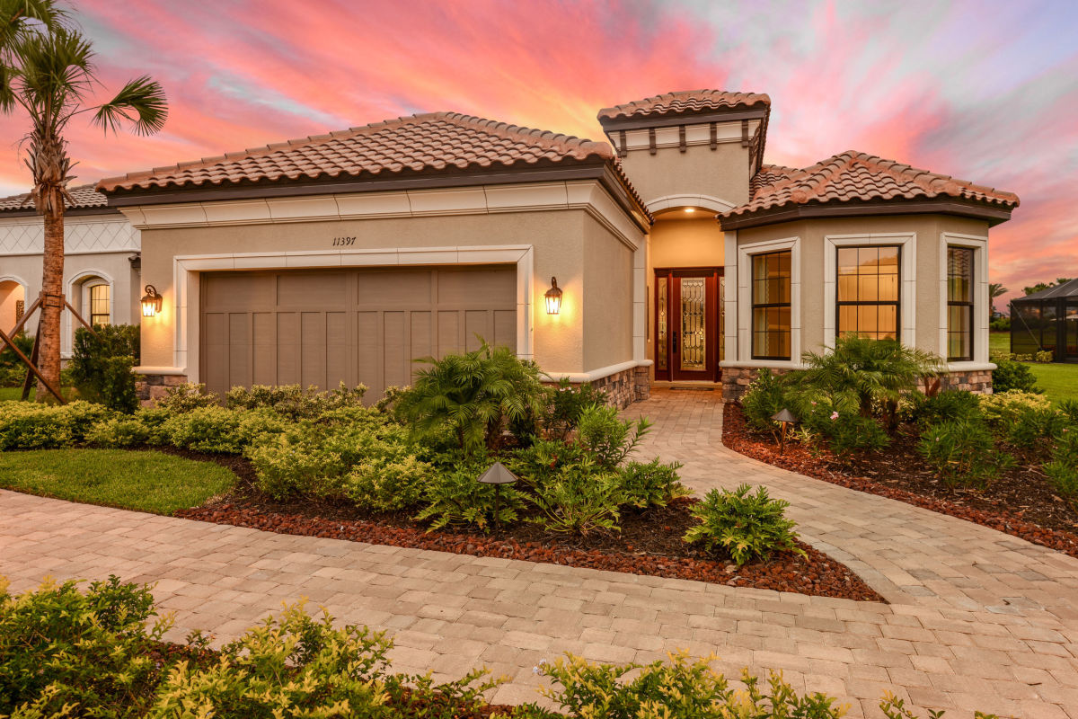 New Model Homes at Esplanade On Palmer Ranch, and More Real Estate ...