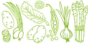 Veggie recipes spring liaz2r