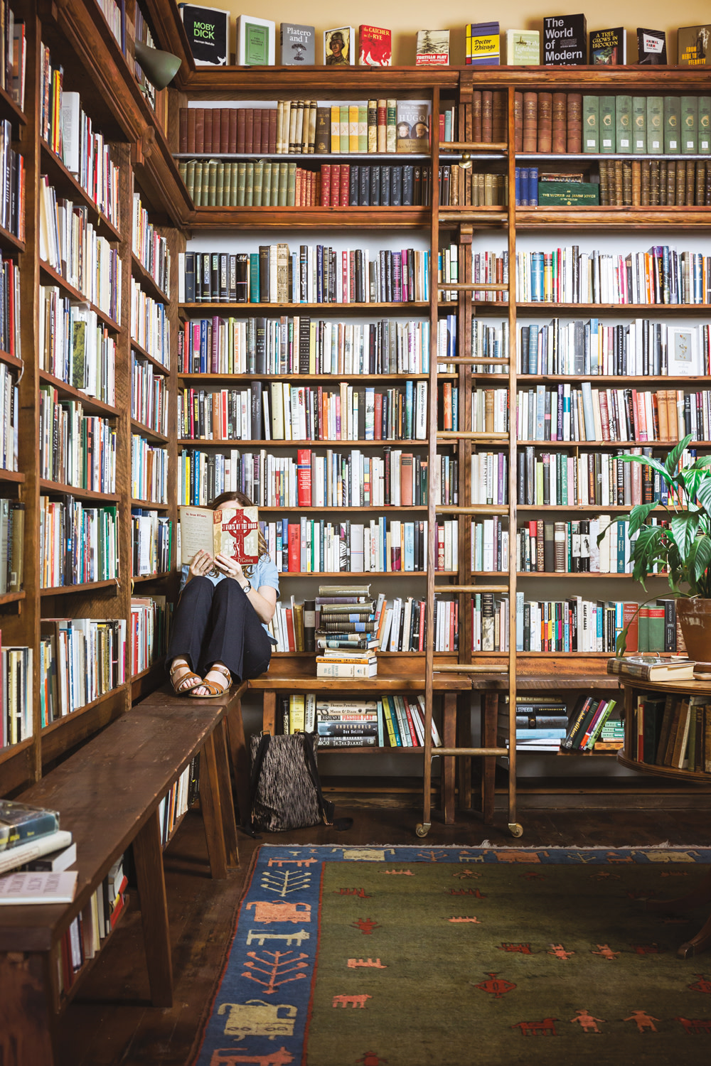 Portland S Best Bookstores That Aren T Powell S Portland