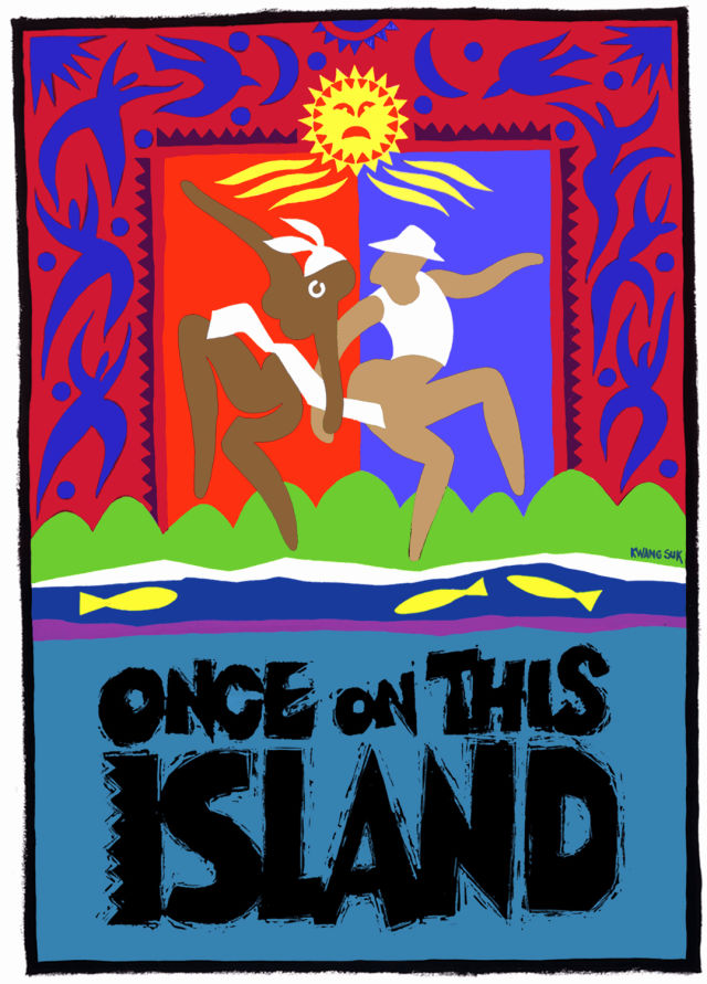 Once on this island ru3tic
