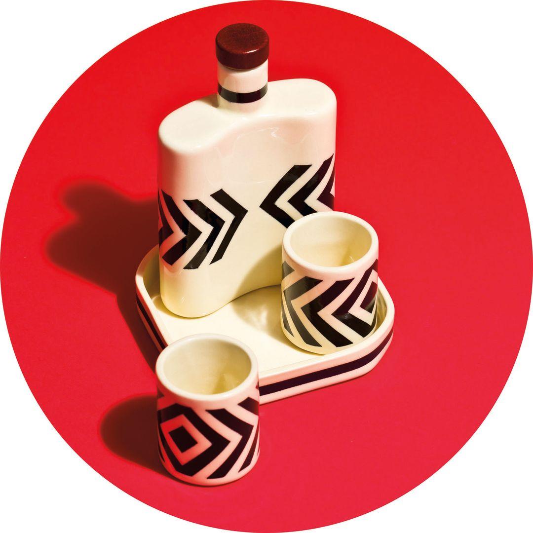Pomo 1216 gift guide geometric flask set cmliql
