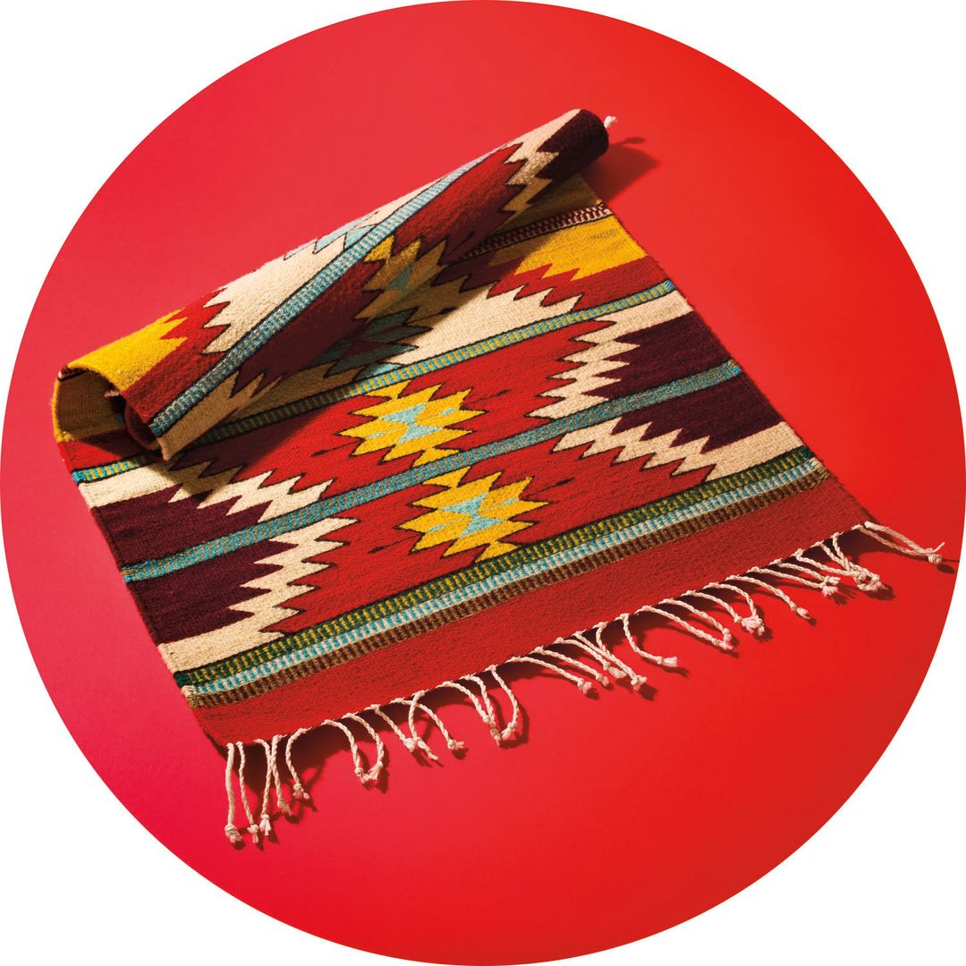 Pomo 1216 gift guide handmade rugs vhdief