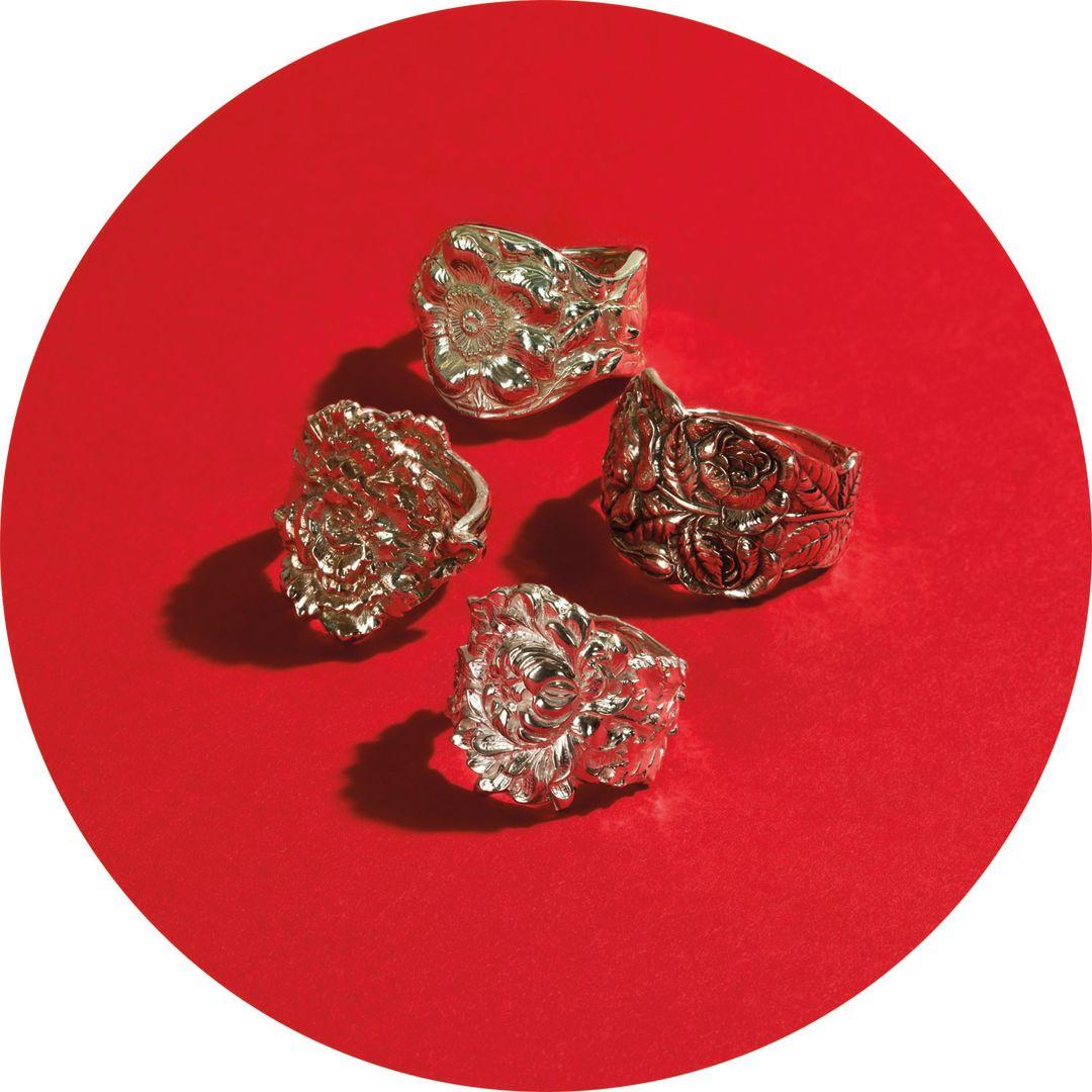 Pomo 1216 gift guide repurposed rings vjalur