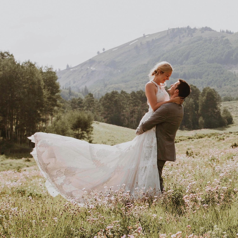 Real Wedding: Kaitlyn Burkett & Nick Ridings