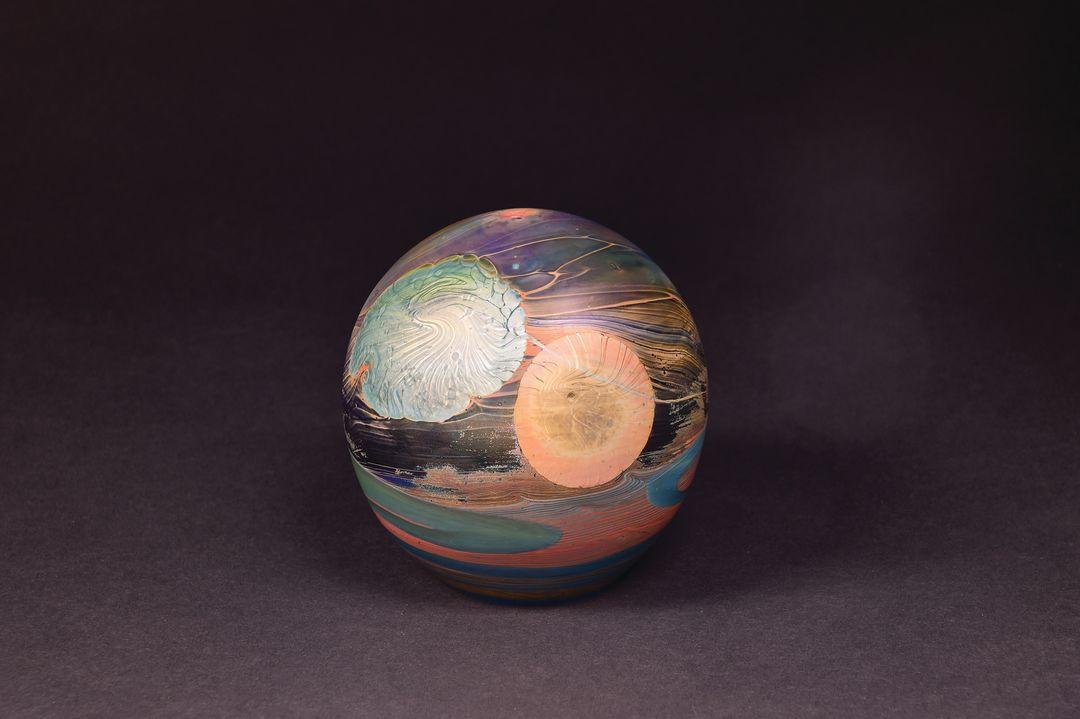 Moon Bottle II by John Lewis