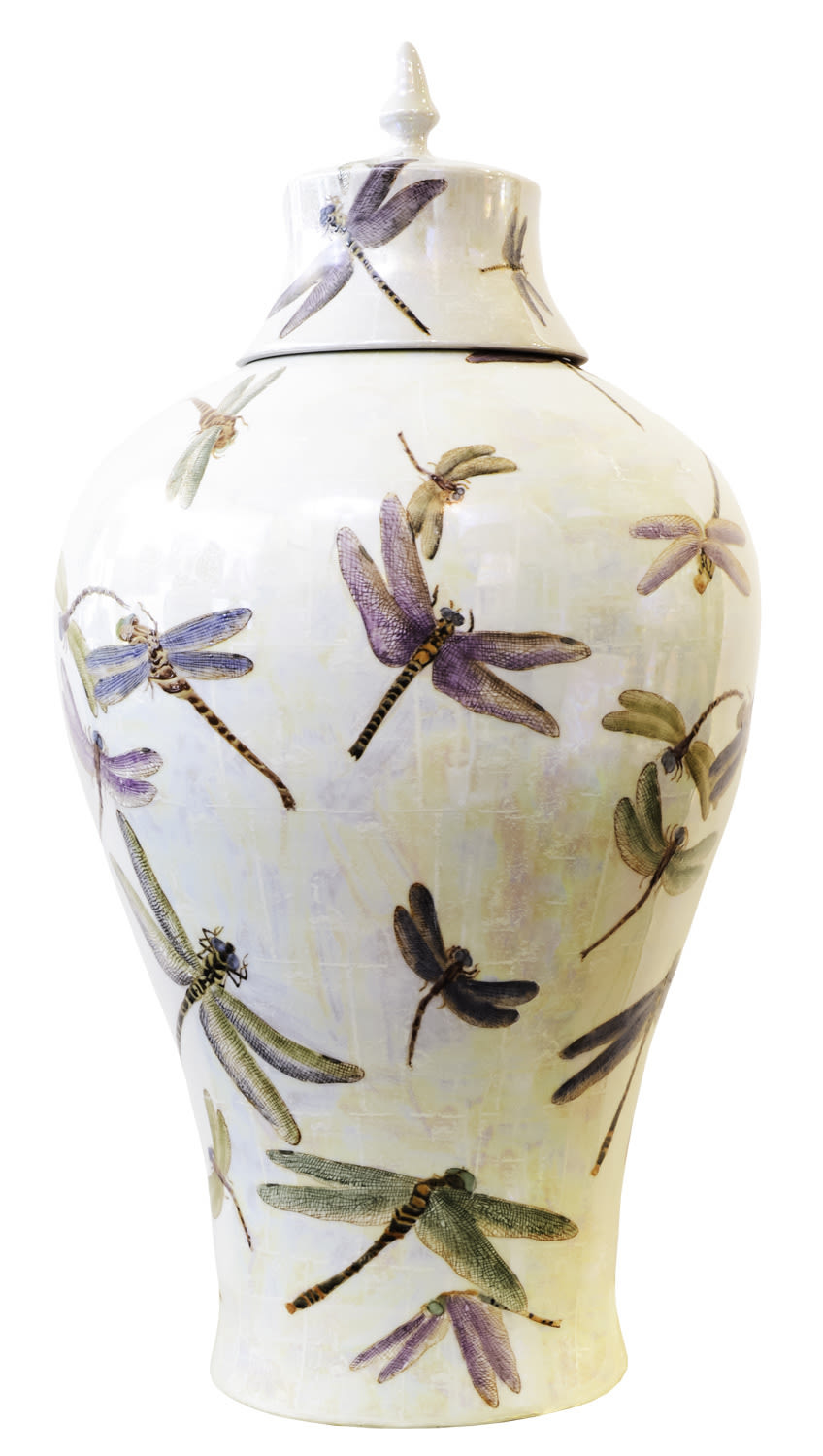 Sally trout lavender dragonfly jar  x5ltpu