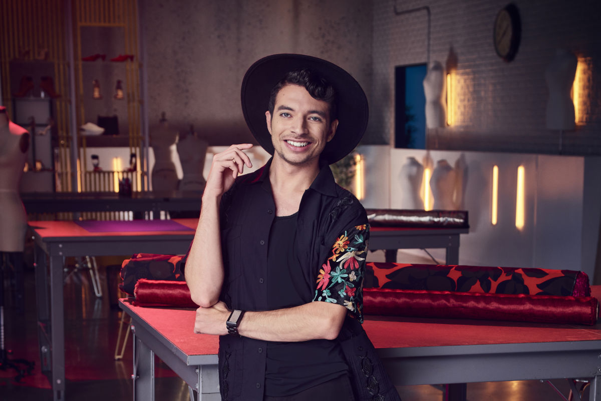 Q A Project Runway Contestant Alan Gonzalez Shares What The Show Taught Him Houstonia Magazine