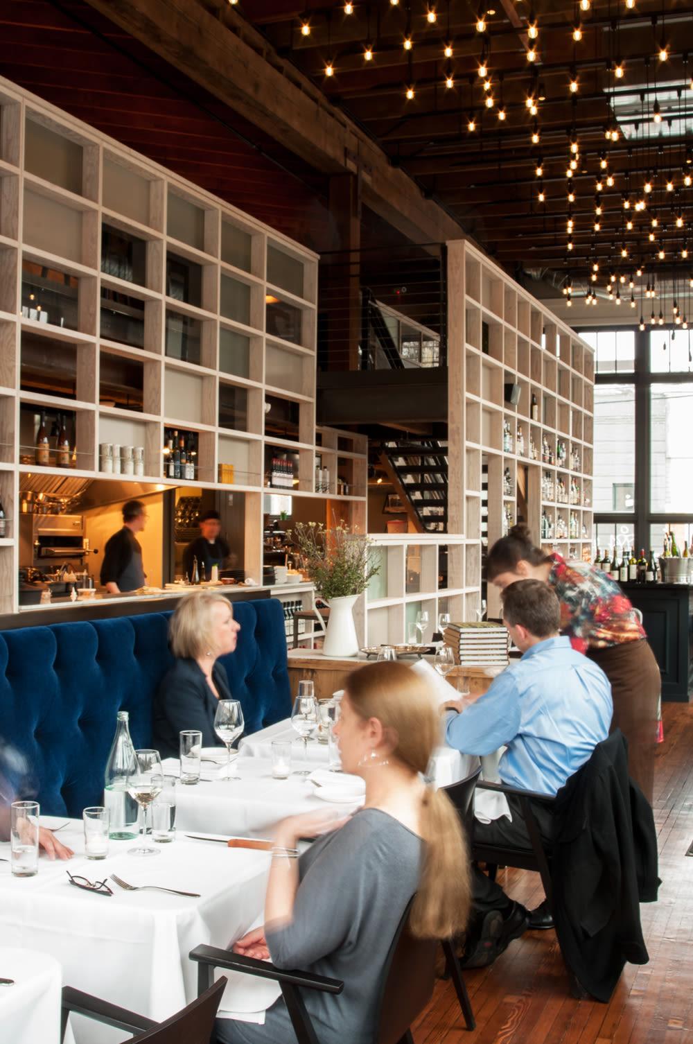 11 Restaurants With Great Atmospheres Seattle Met