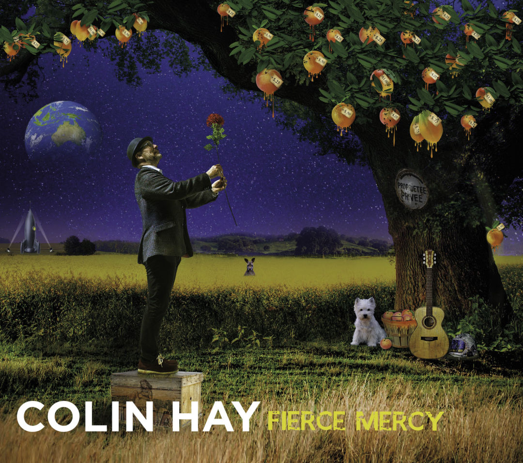 Colin hay fierce mercy album cover art ckbjvp