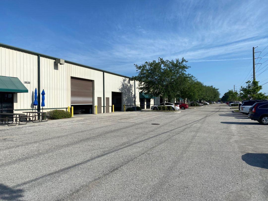 Alutech United's new Sarasota property at 6620 19th St. E.