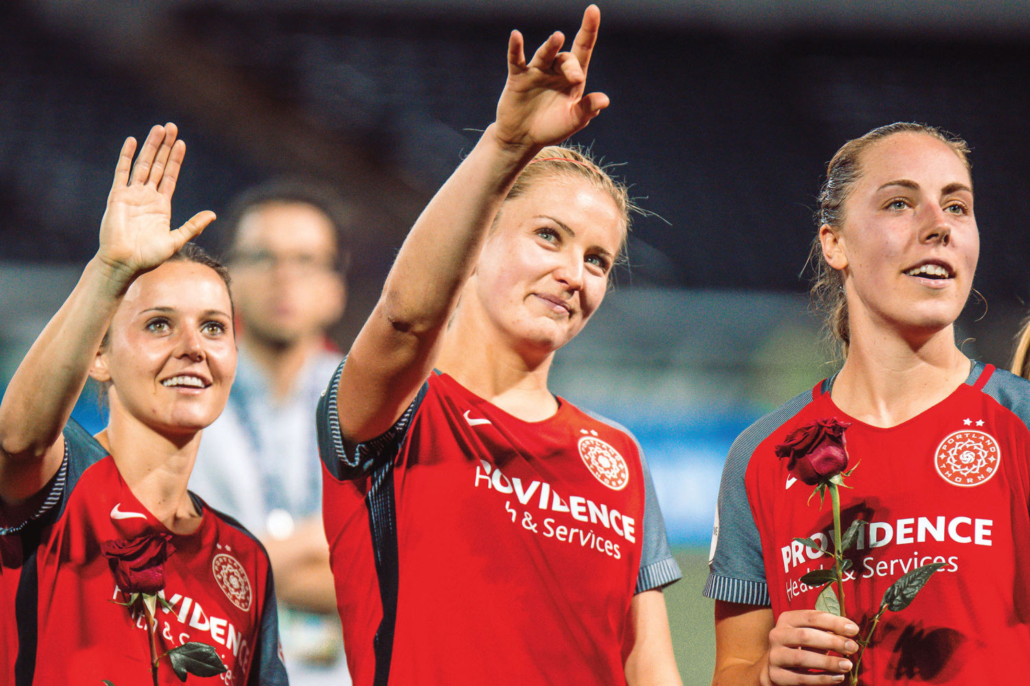 newest ffbf5 a4ac4 Lindsey Horan Is Redefining Women's Soccer | Portland Monthly