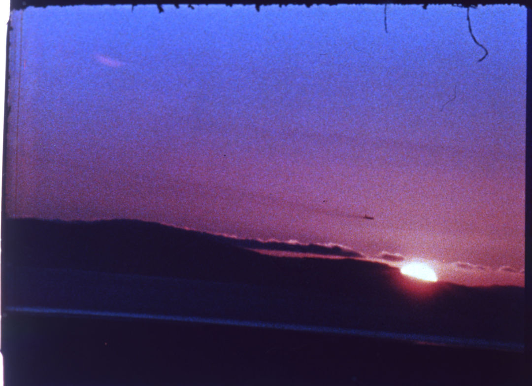 Edited andy warhol  sunset  1967   c  awm yq4swr