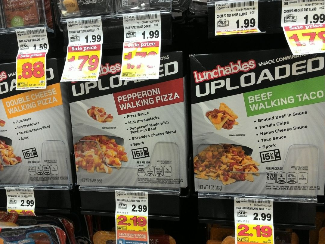 Lunchables yjuv6d