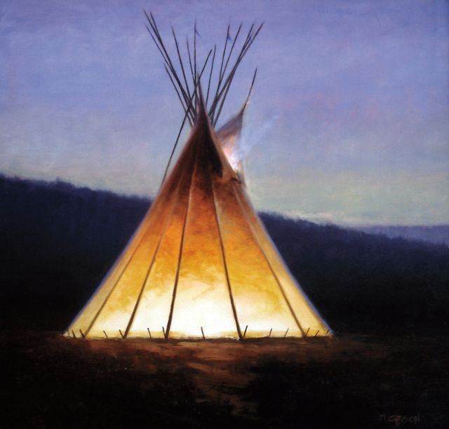Park city arts gallery blackfoot evening s0eqn9