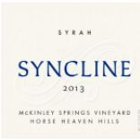 Syncline syrah 2013 dn23st