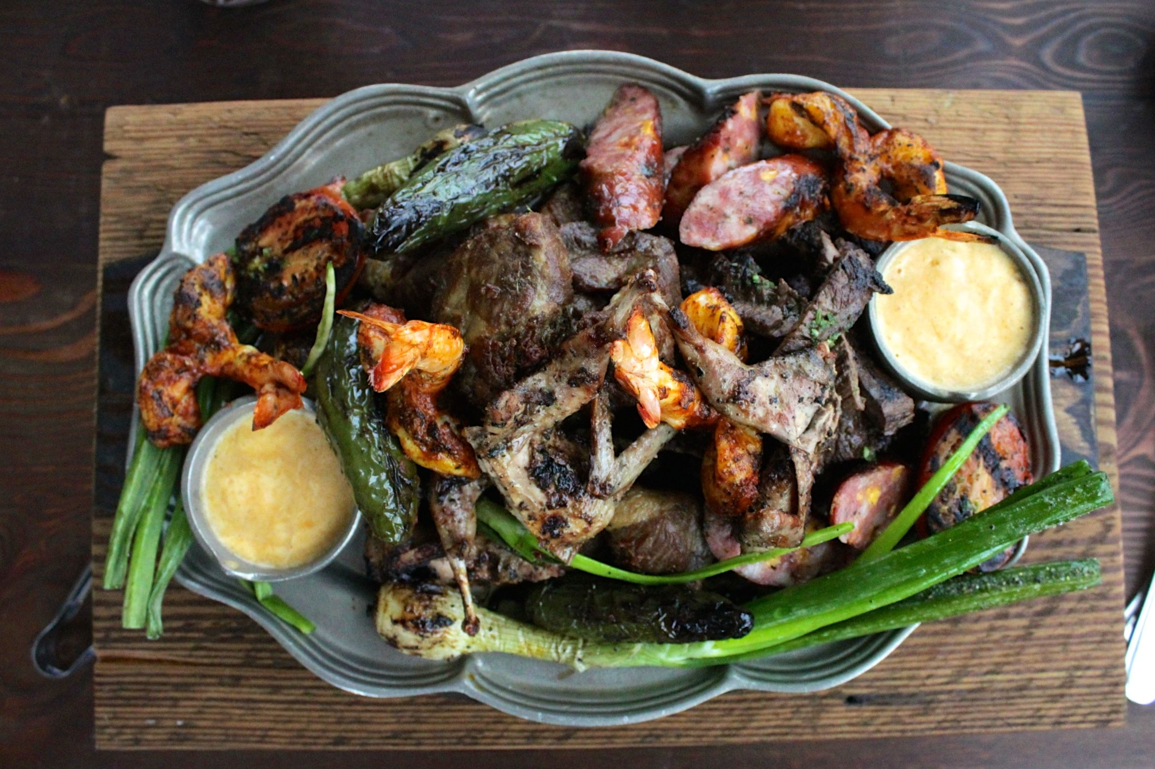 Parrillada familiar fajitas  5  kukug7
