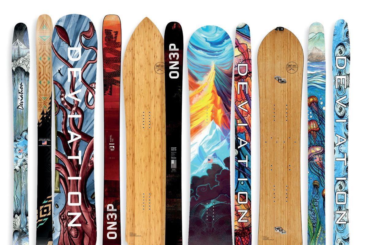 b191b8e0f6 Check Out These Oregon-Made Skis and Snowboards