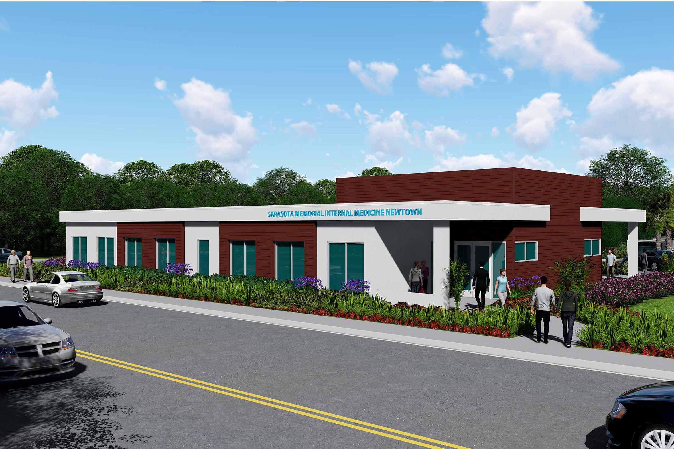 Sarasota memorial health care system levv1y