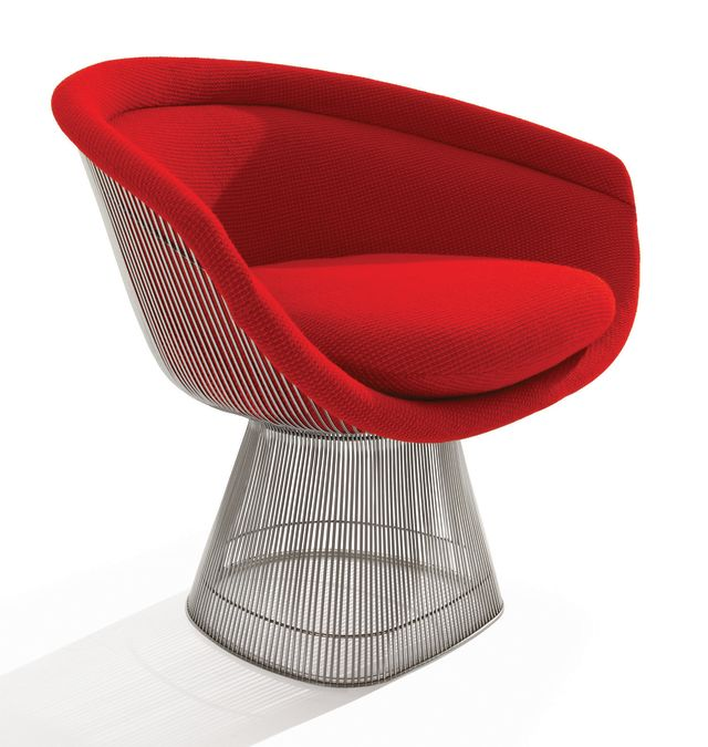 Platner lounge chair e7ij5c