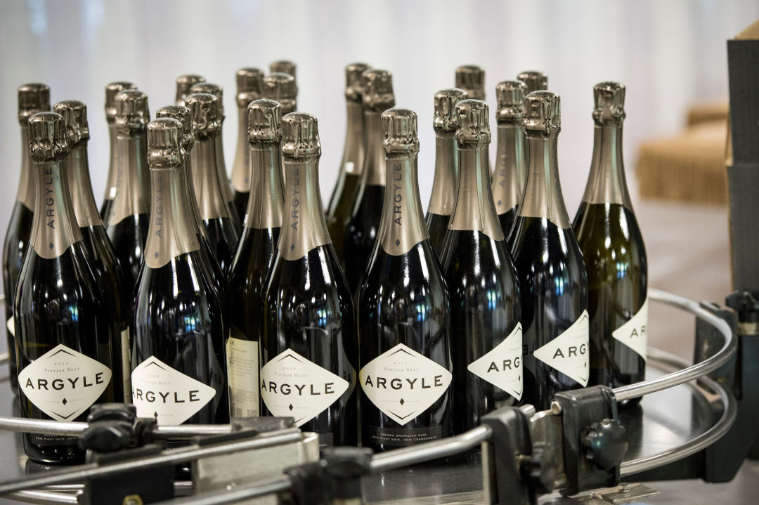 Argyle champagne