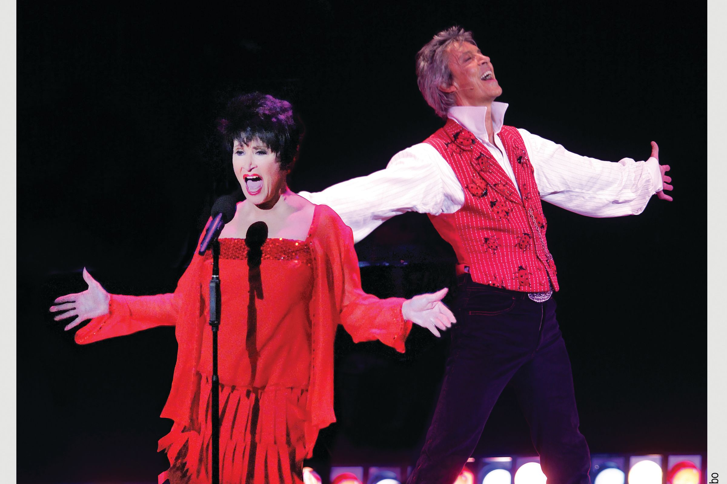 Chita rivera tommy tune with photo credit bpoqiw