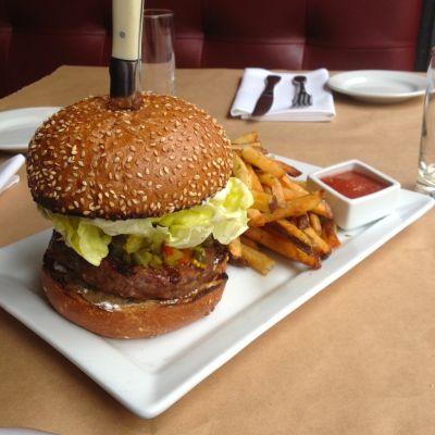 Lb burger b3579x
