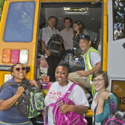 Stuff the bus school group1 h1aope