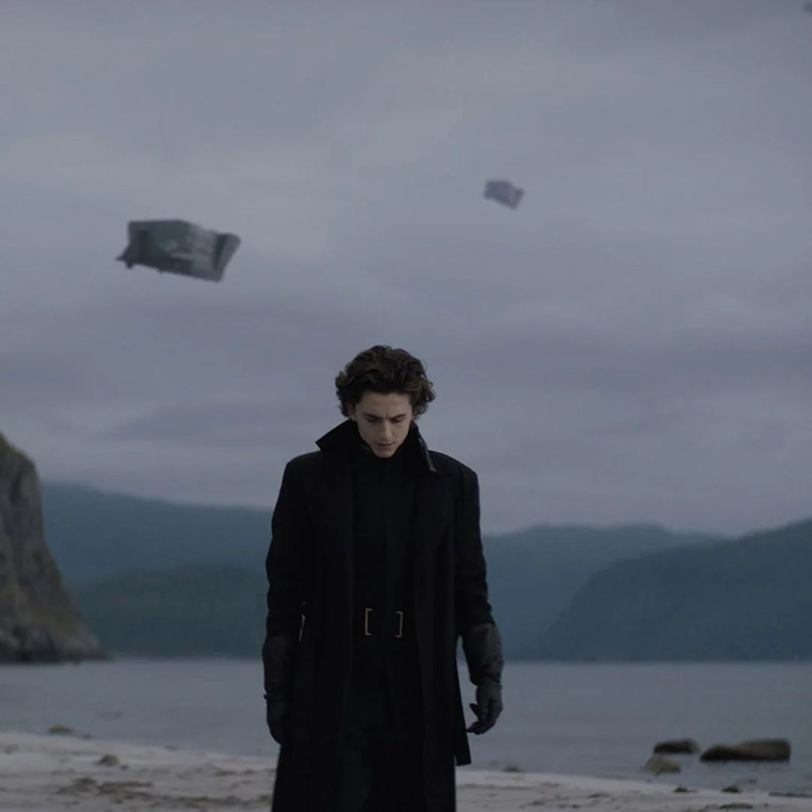 Dune, a Sci-Fi Classic Inspired by the Oregon Coast, Returns to the Cinema