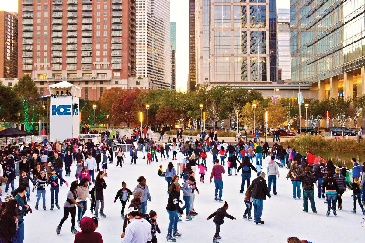 The 5 Coolest Ice Rinks in Houston | Houstonia