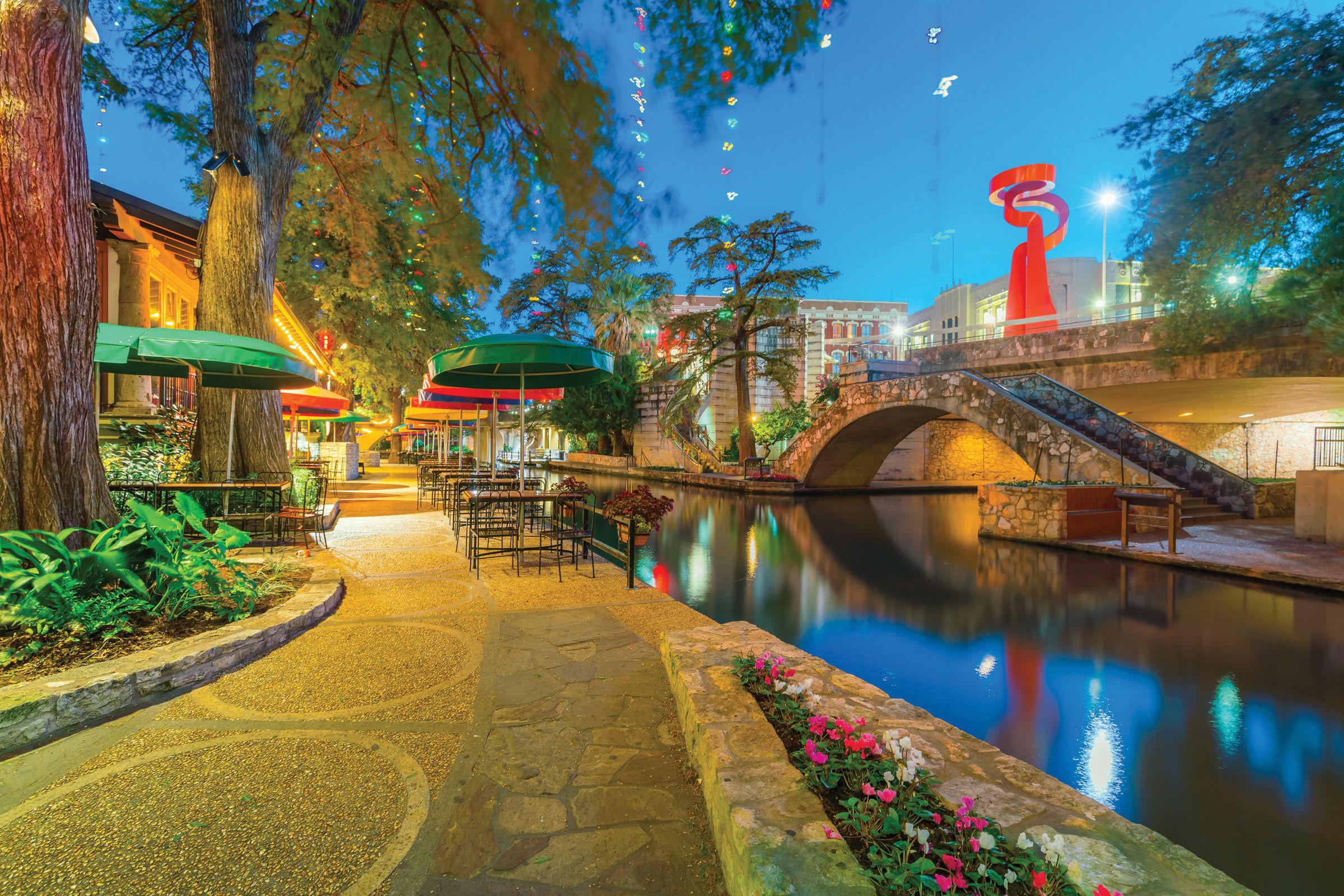 This Holiday Season Gift Yourself A Trip To San Antonio