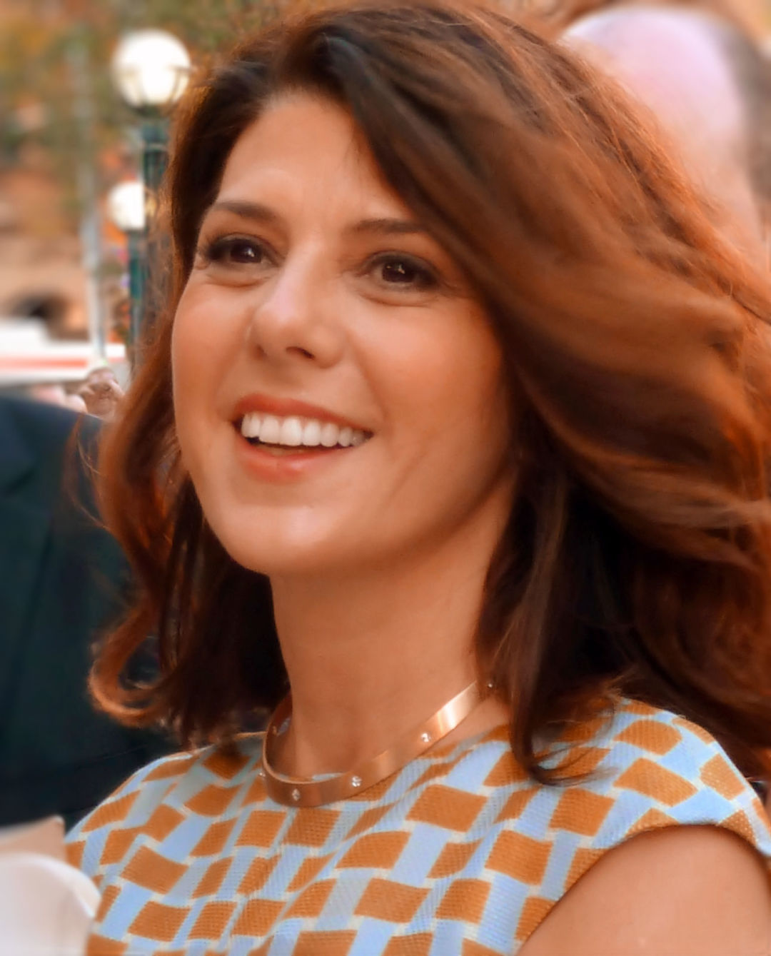 Marisa Tomei Visits Ringling College Of Art And Design