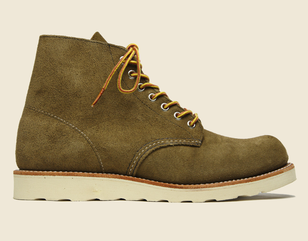 Stag   red wing jbhzkd