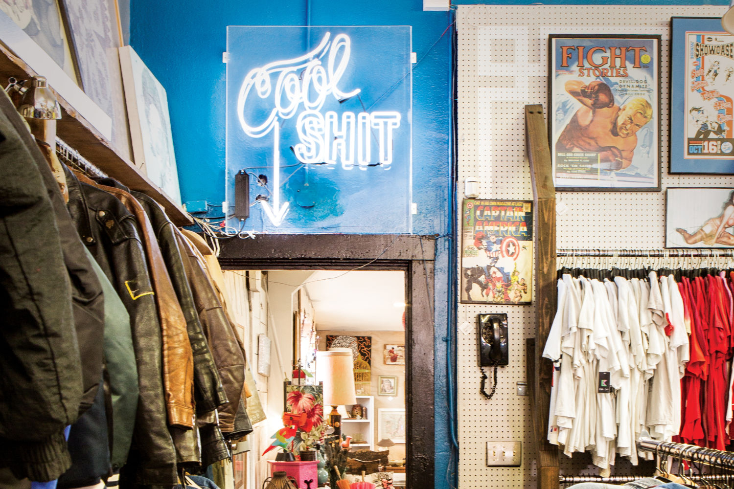 Your Ultimate Guide to Portland\u0027s Vintage Shopping Scene