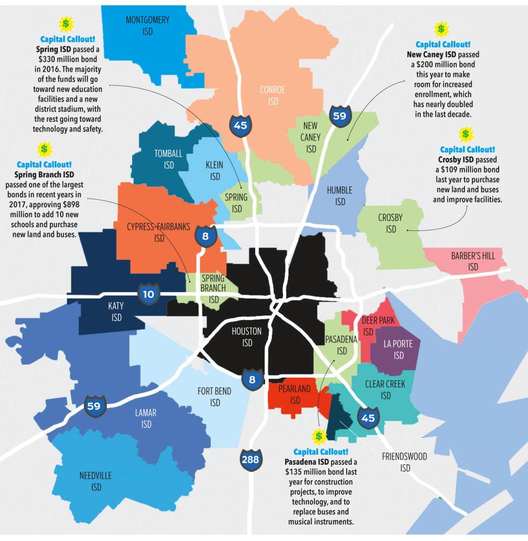 Houston\'s Standout Public School Districts | Houstonia